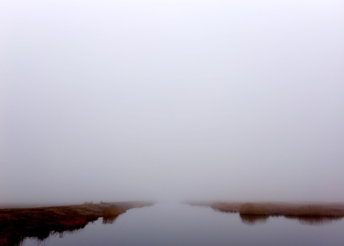 Early morning on Plum Island, Newburyport, Massachusetts.